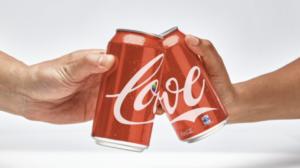 Coca-Cola Love Wrap